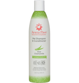 Hypoallergenic & Fragrance Free Aloe Chamomile Shampoo & Conditioner 13.5oz