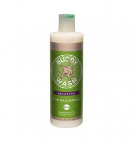 Buddy Wash 2 in 1 Green Tea & Bergamont 16oz