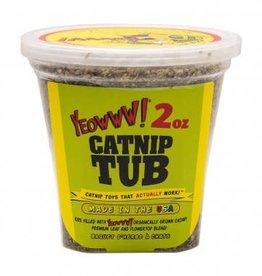 Catnip Tub 2oz