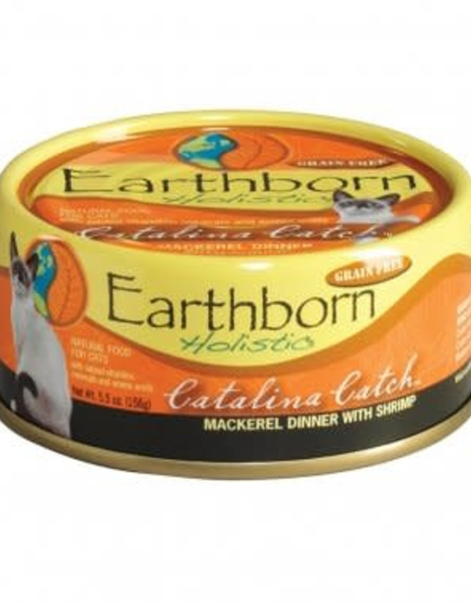 Earthborn Cat Can Catalina Catch 5.5oz