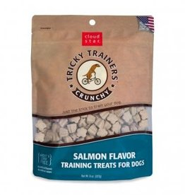Tricky Trainer Crunch Salmon 8oz