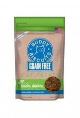 Buddy Biscuit Grain Free Chic Cat Treat 3oz