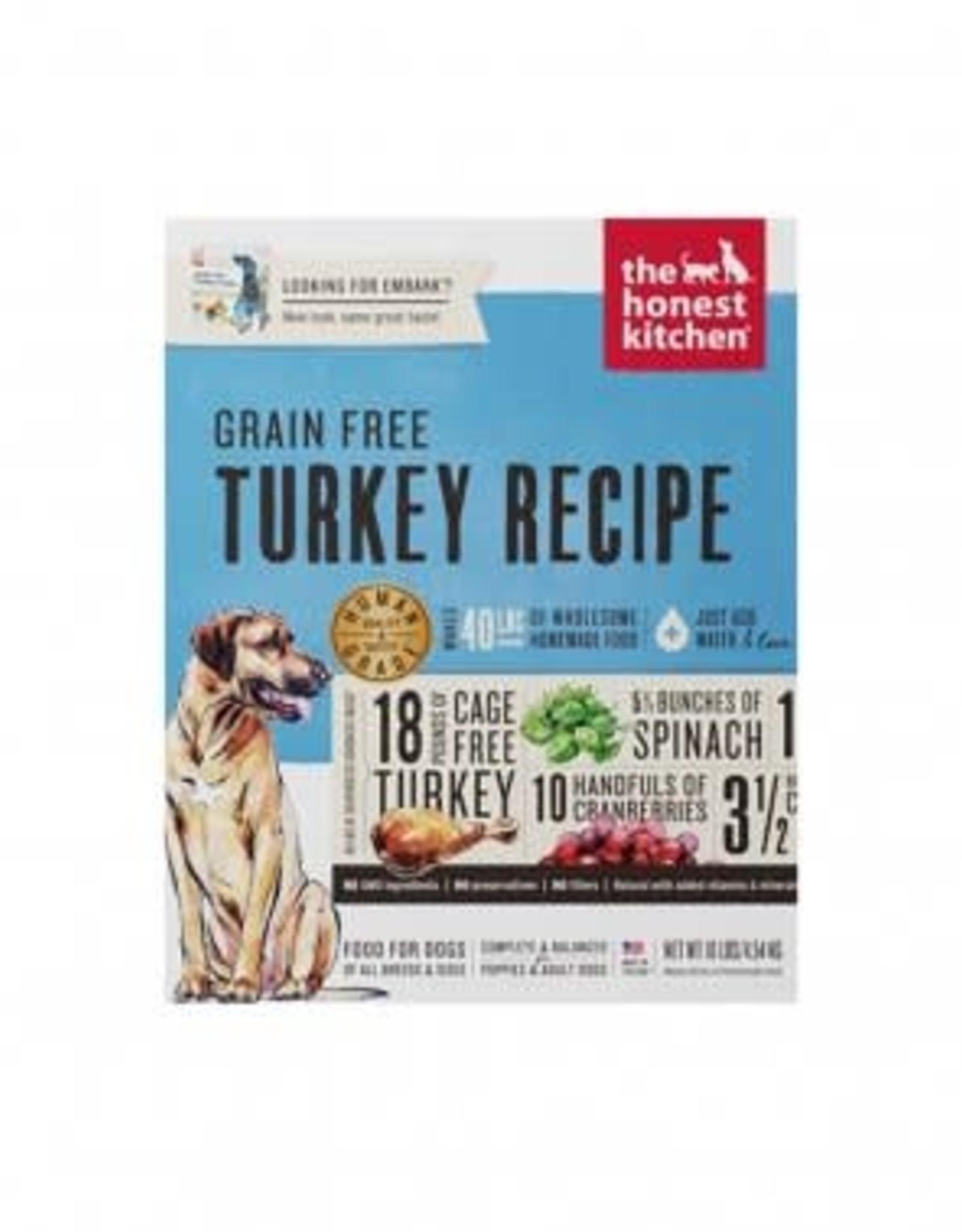 Turkey Grain Free Recipe