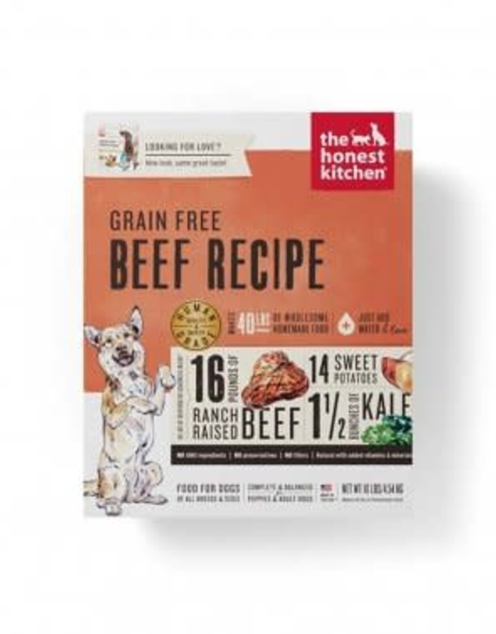 Honest Kitchen Beef