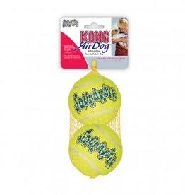 Kong Airdog Sqk Tennis Ball 2pk LG