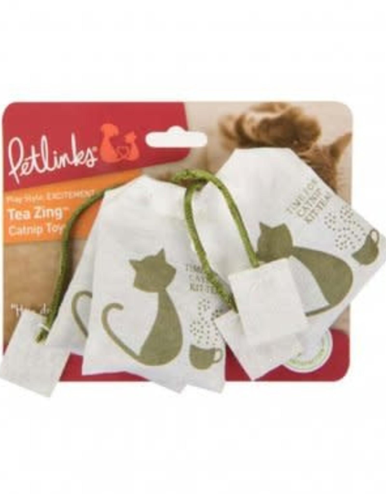 PetLink Tea Zing Cat Toys