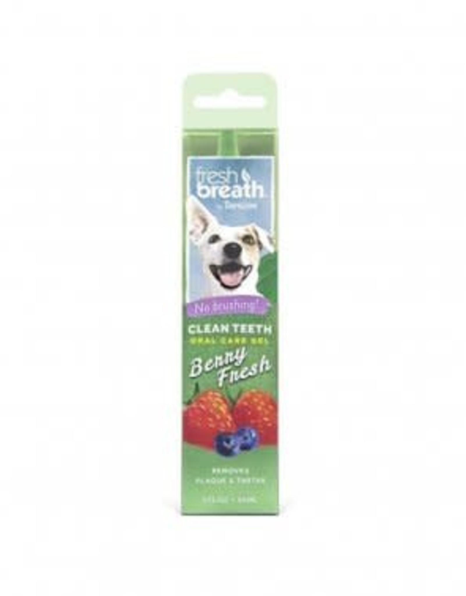 Oral Gel Berry Dog 2oz