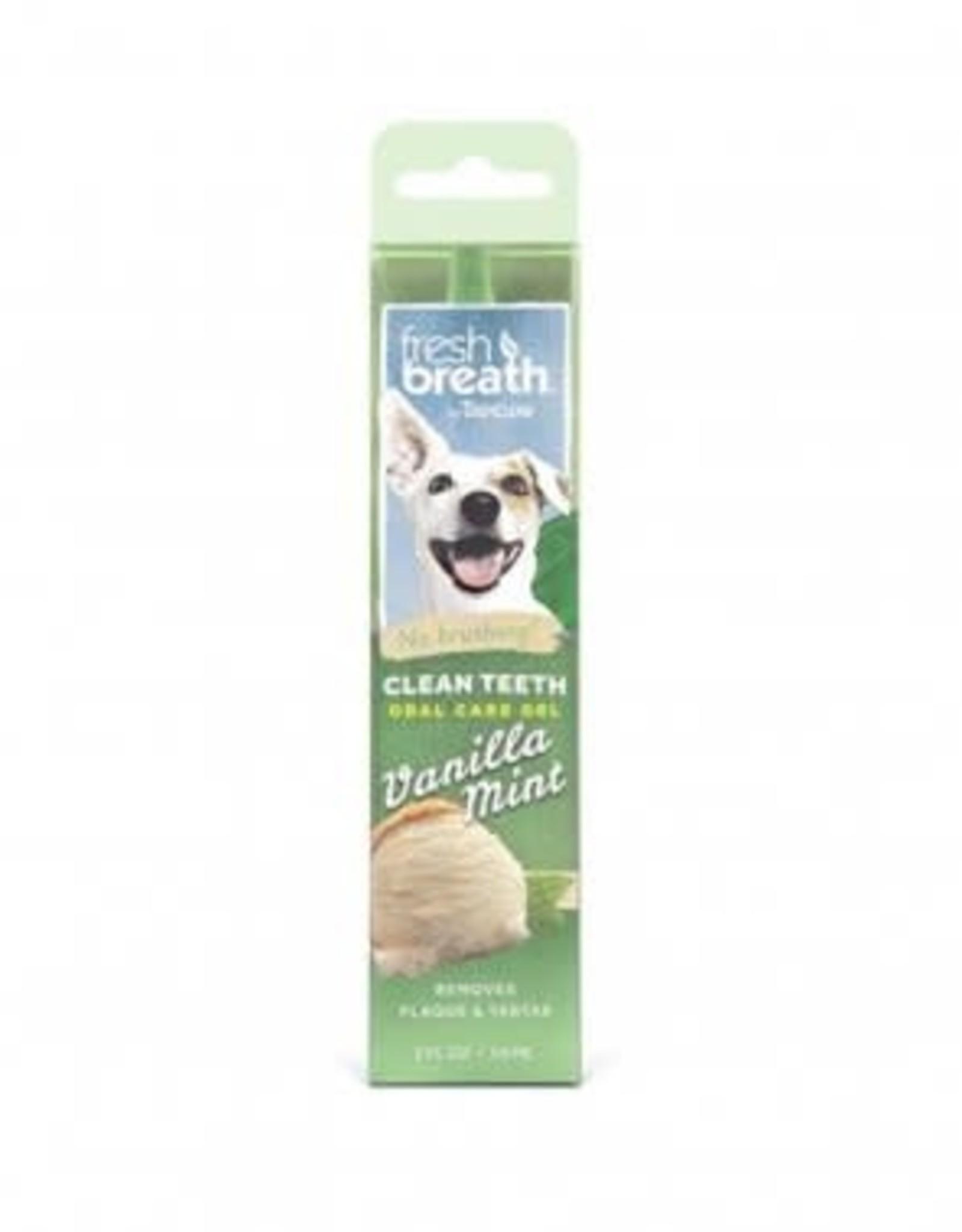 Oral Gel Vanilla Mint 2oz