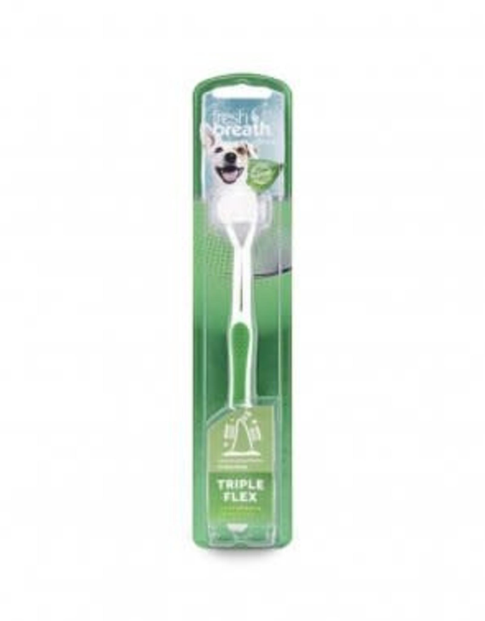 Triple Flex Toothbrush Dog LG