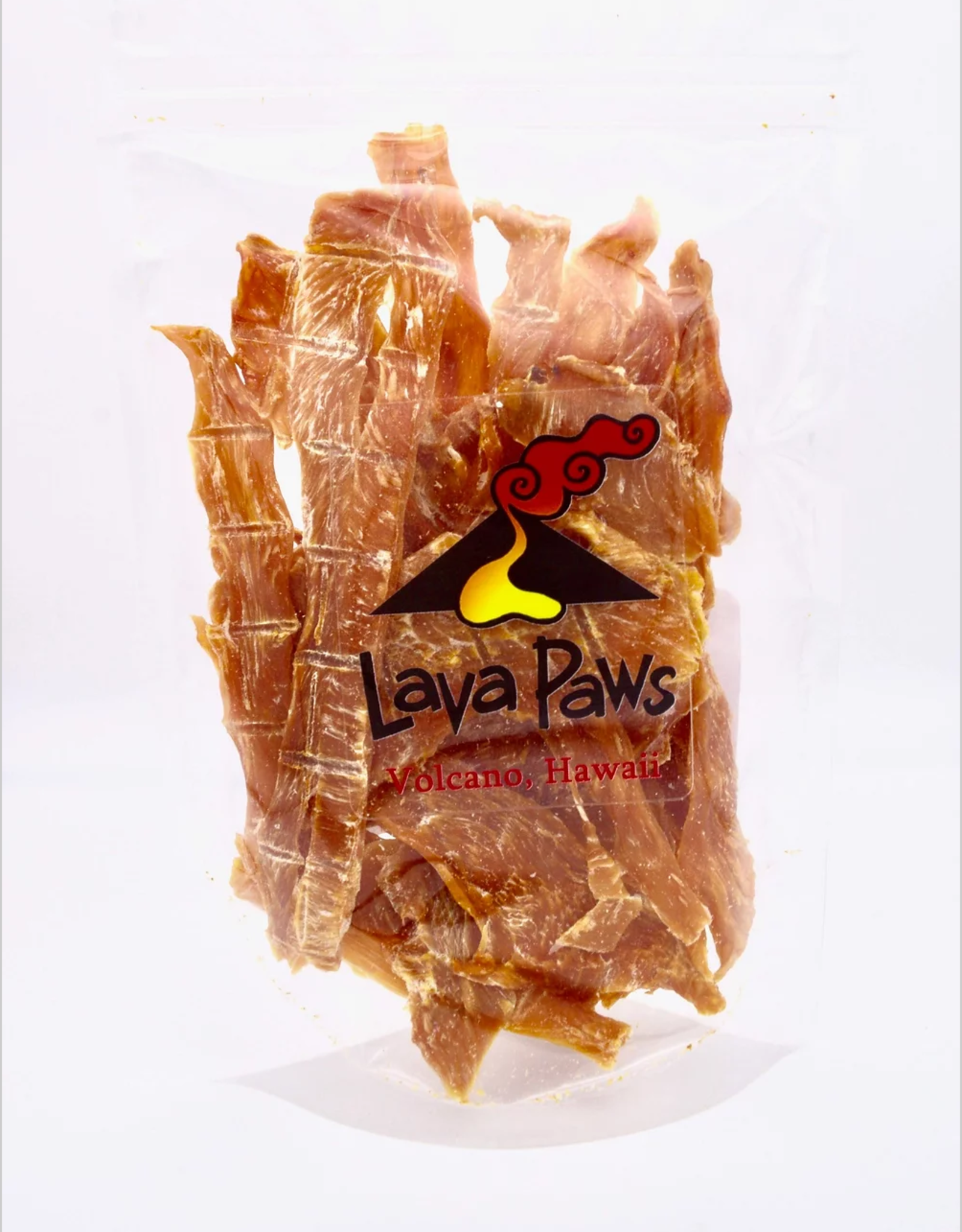 Lava Paws Chicken Jerky