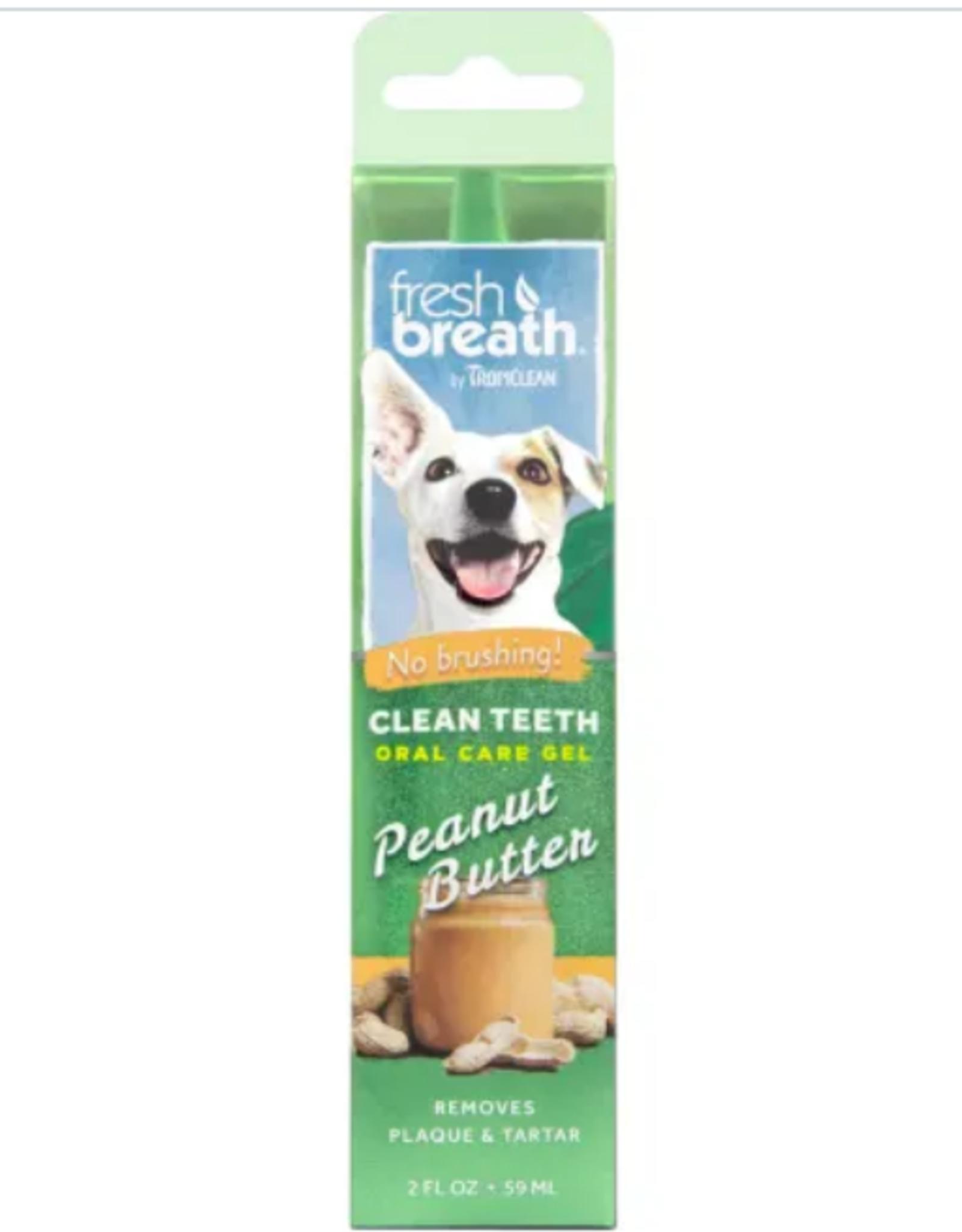 Oral Gel Peanut Butter 2oz