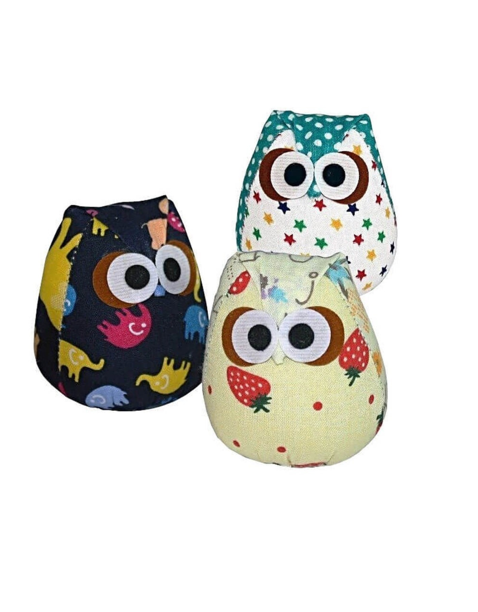 Goli Nip Naps Owl Cat Toy