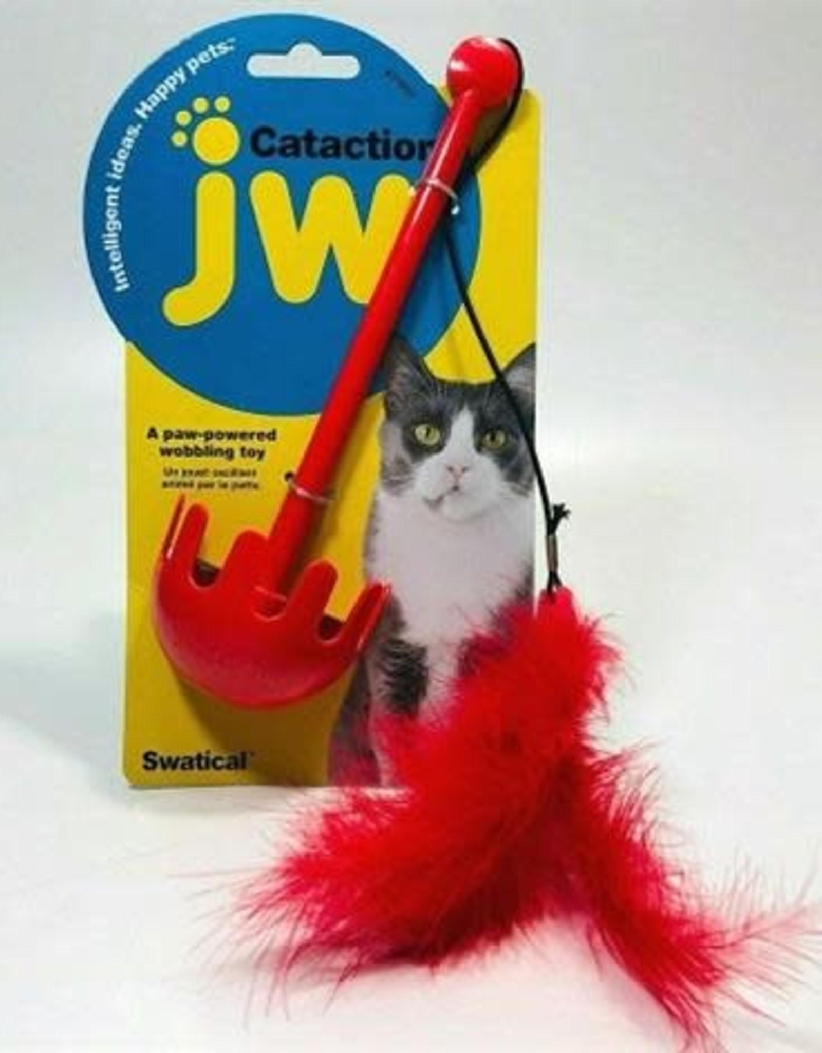 JW Pet CatAction Swatical Cat Toy