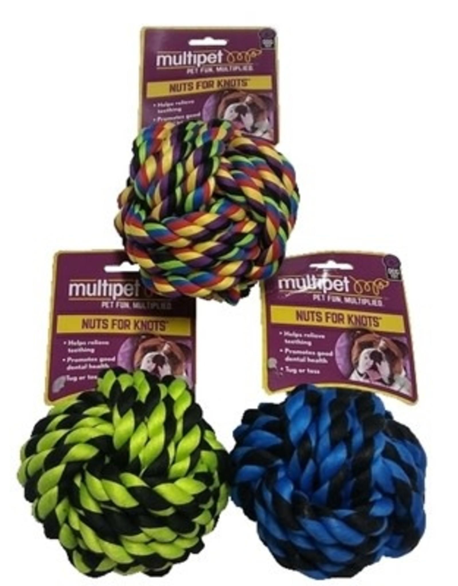 Multipet Mulitipet Nuts for Knots Ball