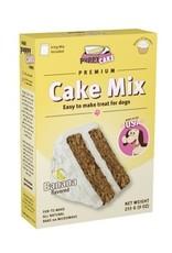 Cake Mix Banana w/ Frosting