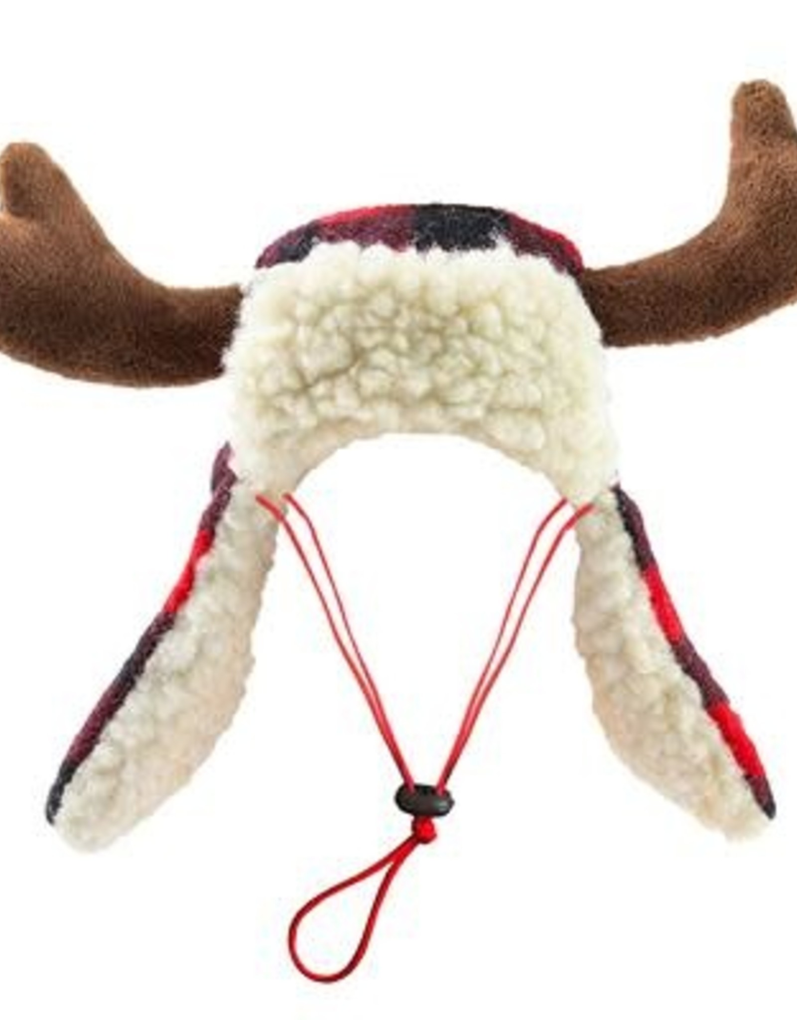 Huxley & Kent Buffalo Check Trapper Hat with Snug Fit by Huxley & Kent
