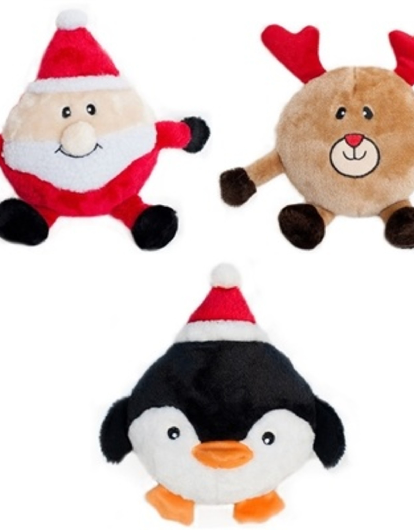 ZippyPaws ZippyPaws Holiday Brainey Reindeer