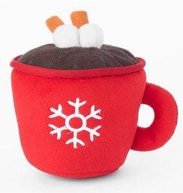 ZippyPaws Holiday Drink Hot Cocoa