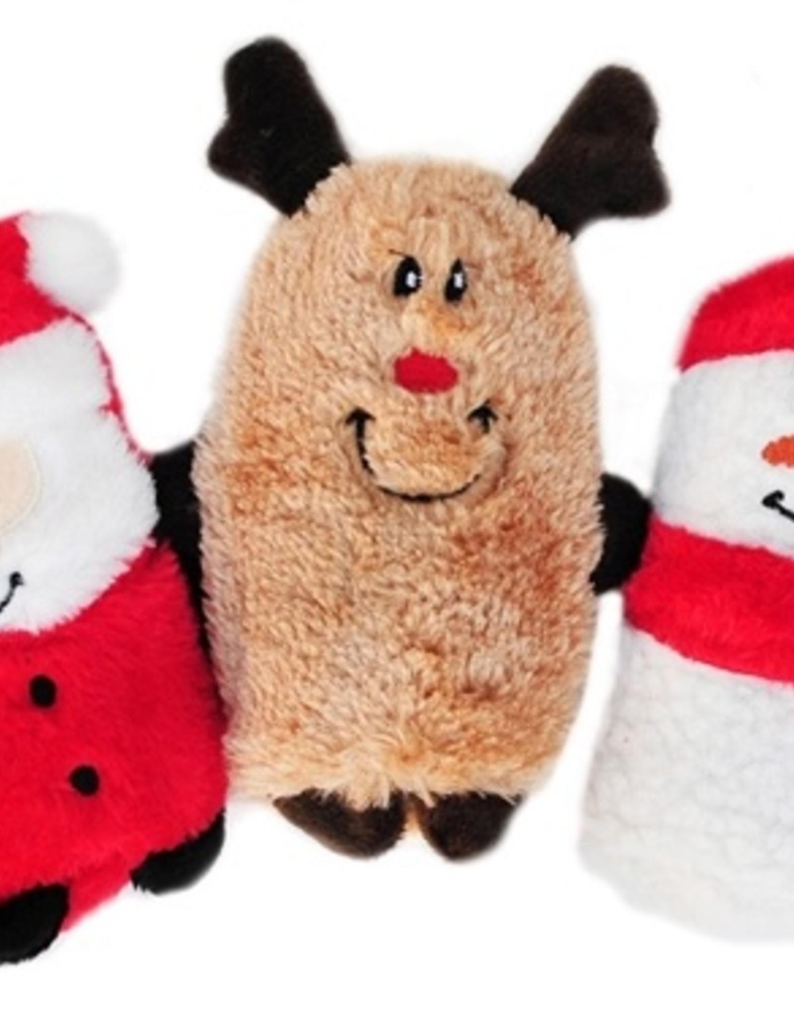 ZippyPaws ZippyPaws Holiday Buddies 3 Pack