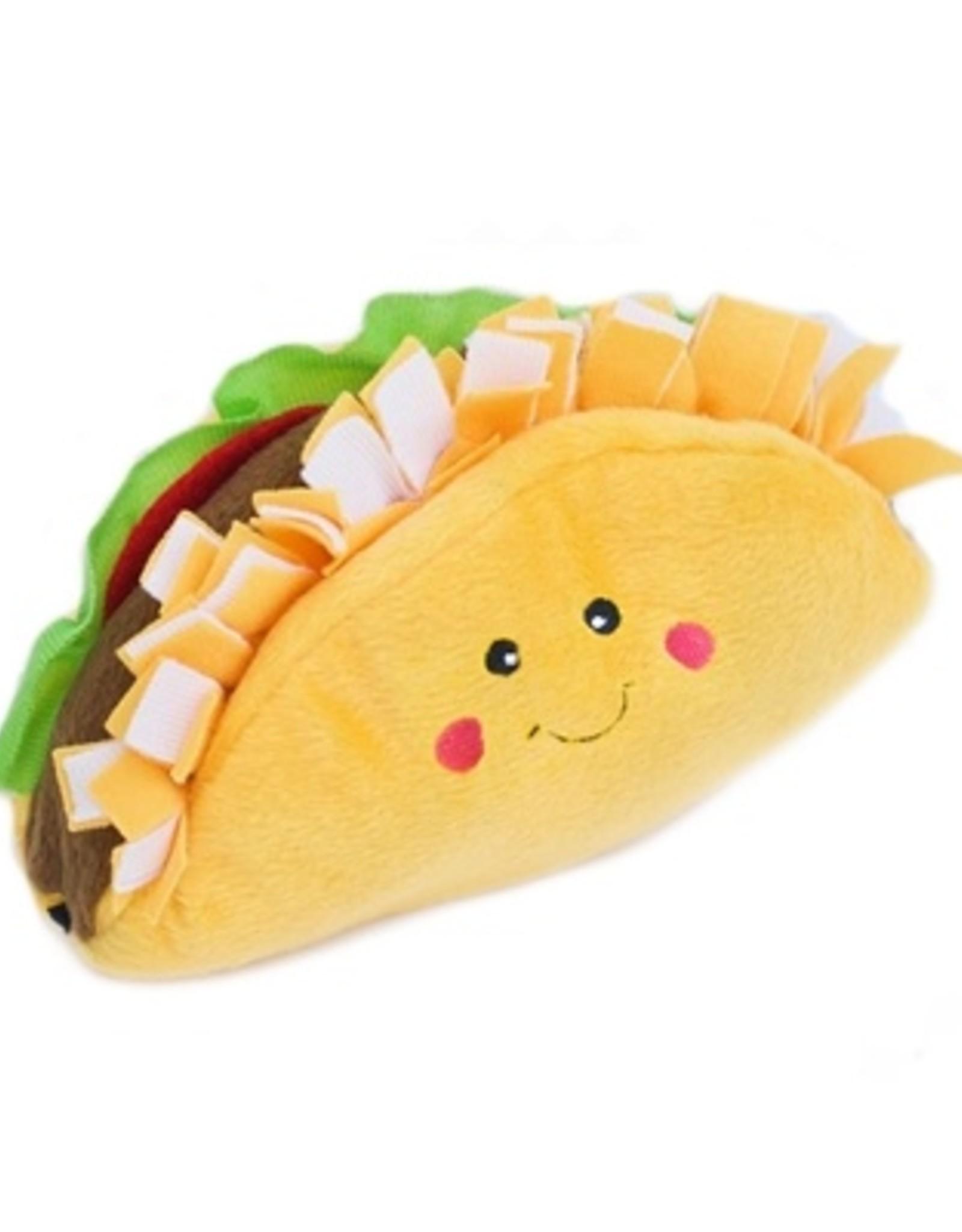 ZippyPaws ZippyPaws NomNomz Taco