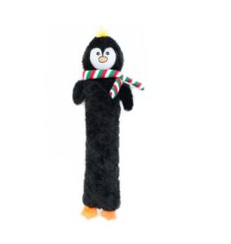 ZippyPaws Holiday Jigglerz  Penguin