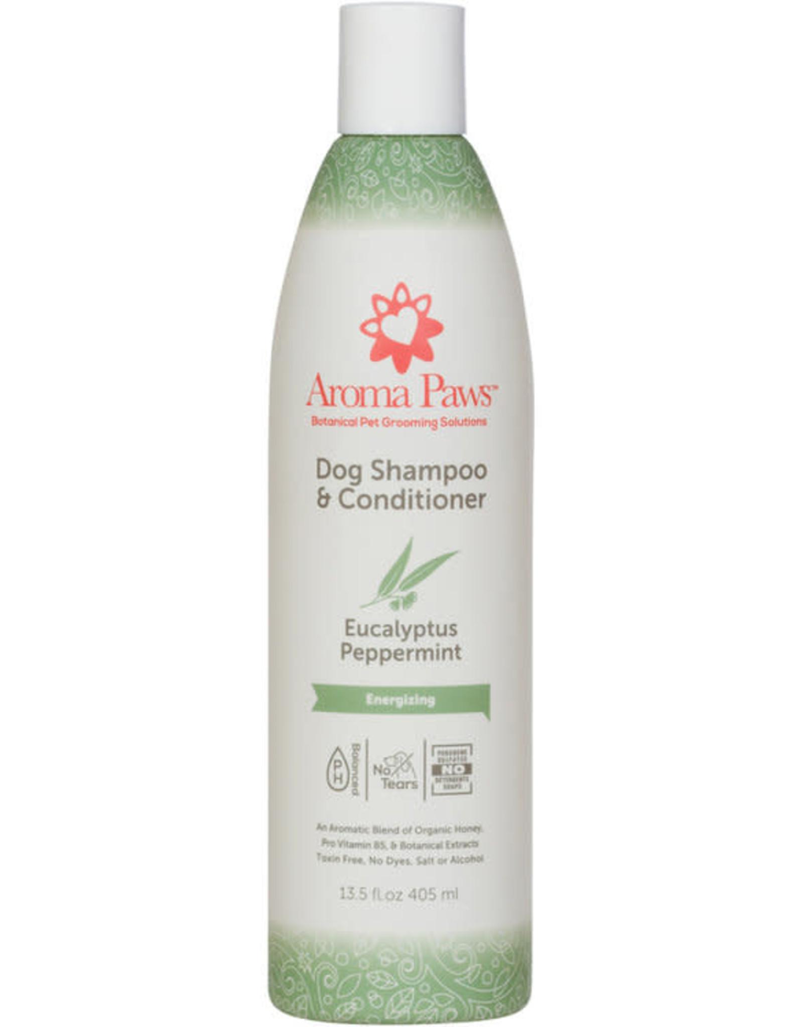 Eucalyptus Peppermint Shampoo & Conditioner