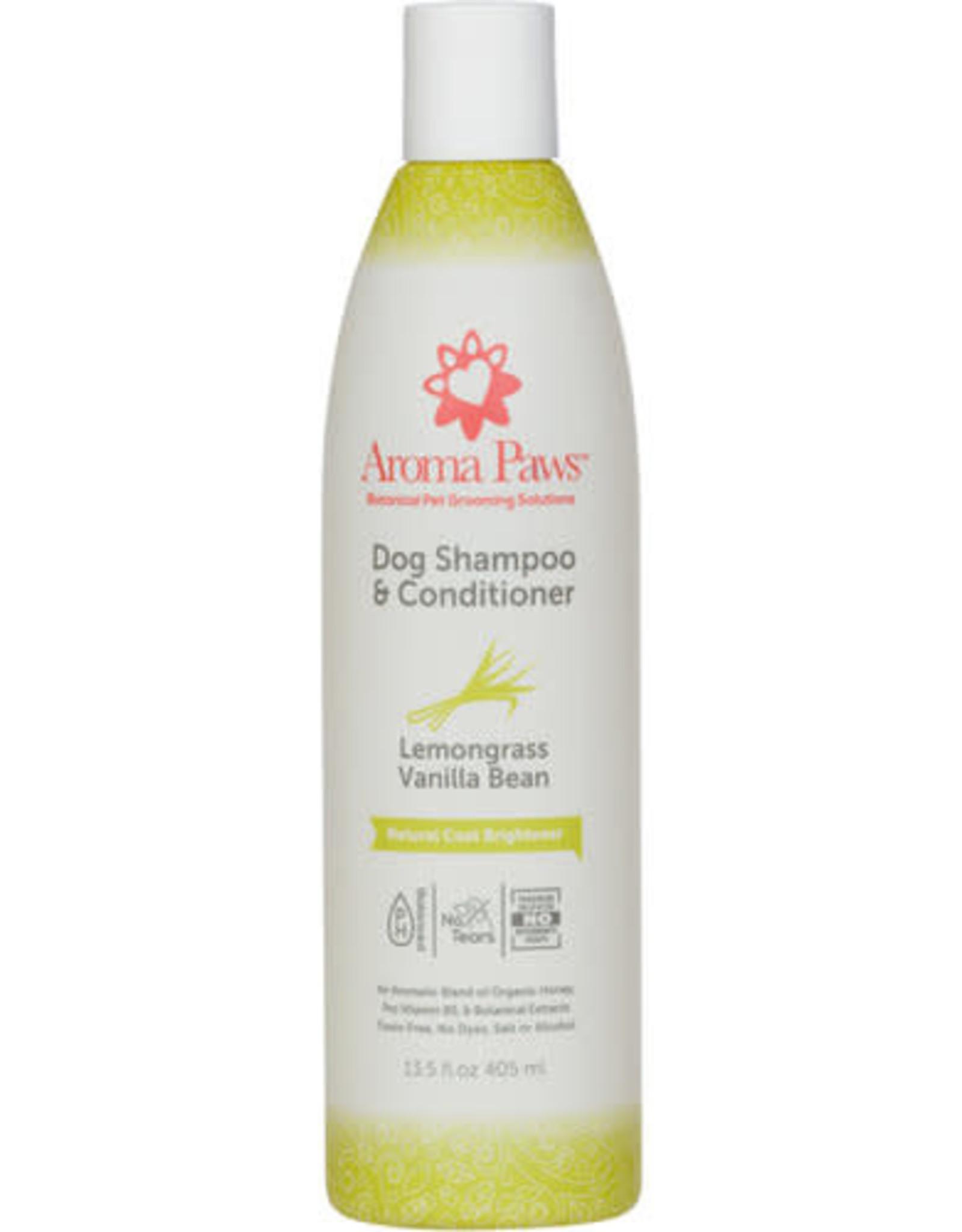 Lemongrass Vanilla Shampoo & Conditioner 13.5oz