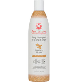 Mandarin Ginger Shampoo & Conditioner 13.5oz