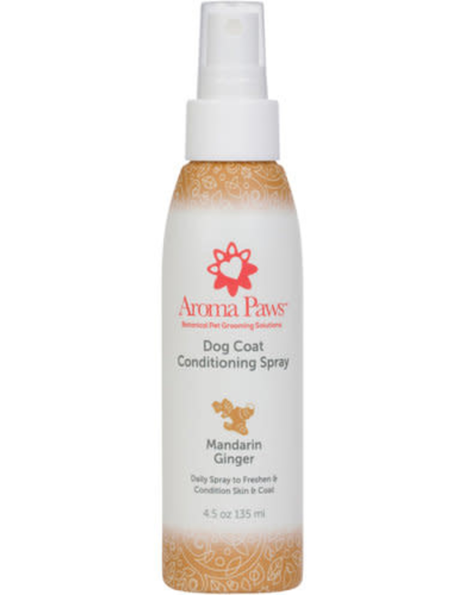 Mandarin Ginger Coat Spray