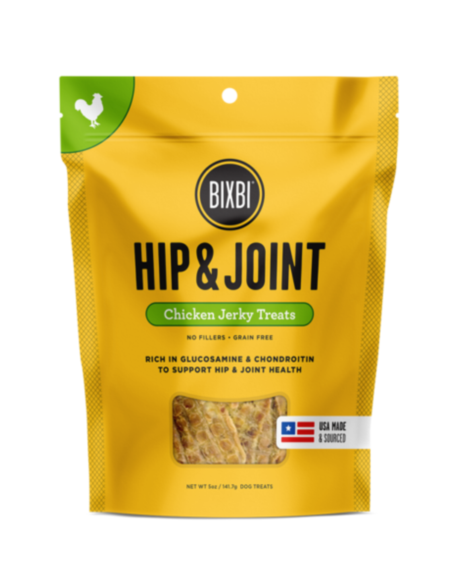 Bixbi Hip & Joint Chicken 5oz