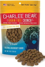 Charlee Bear Bacon & Blueberry Crunch 8oz