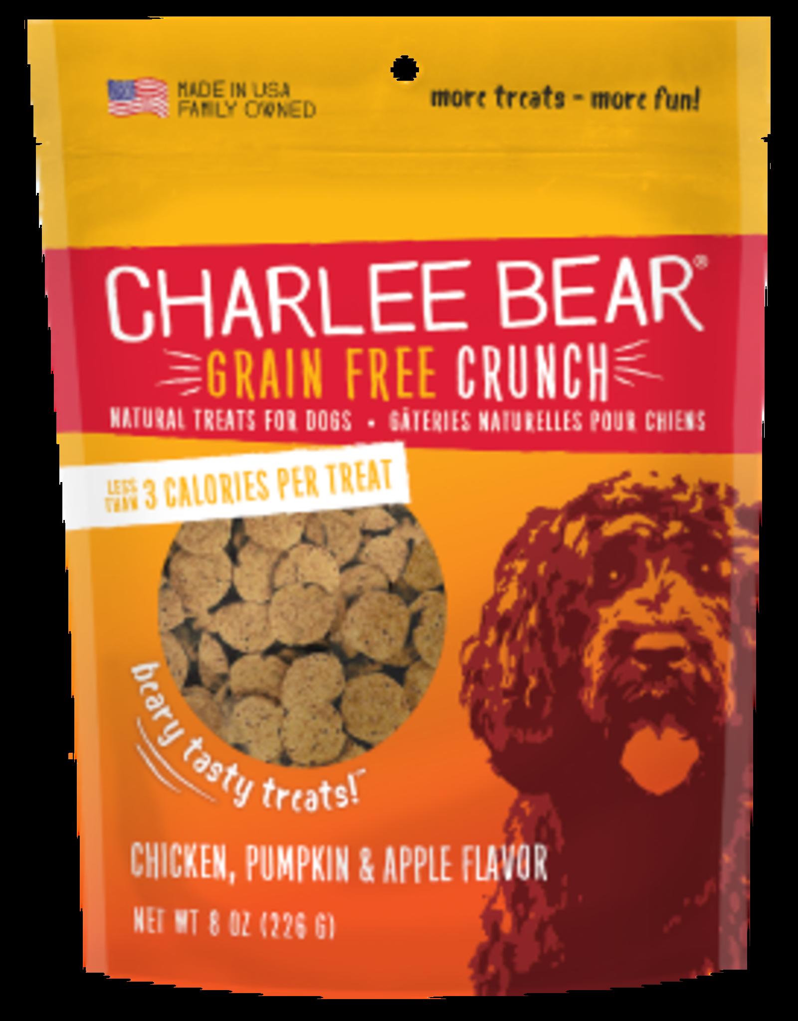 Charlee Bear Chicken & Apple Crunch 8oz