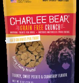 Charlee Bear Turkey & Sweet Potato Crunch 8oz