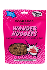 Polka Dog Wonder Nugget Turkey 12oz