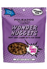 Polka Dog Wonder Nugget Pork 12oz