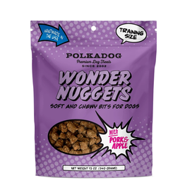 Polka Dog Wonder Nugget Pork