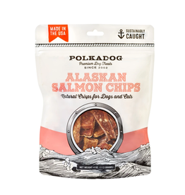 Polka Dog Alaskan Salmon Chips