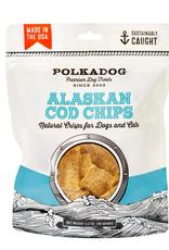 Polka Dog Cod Chips 3.5z