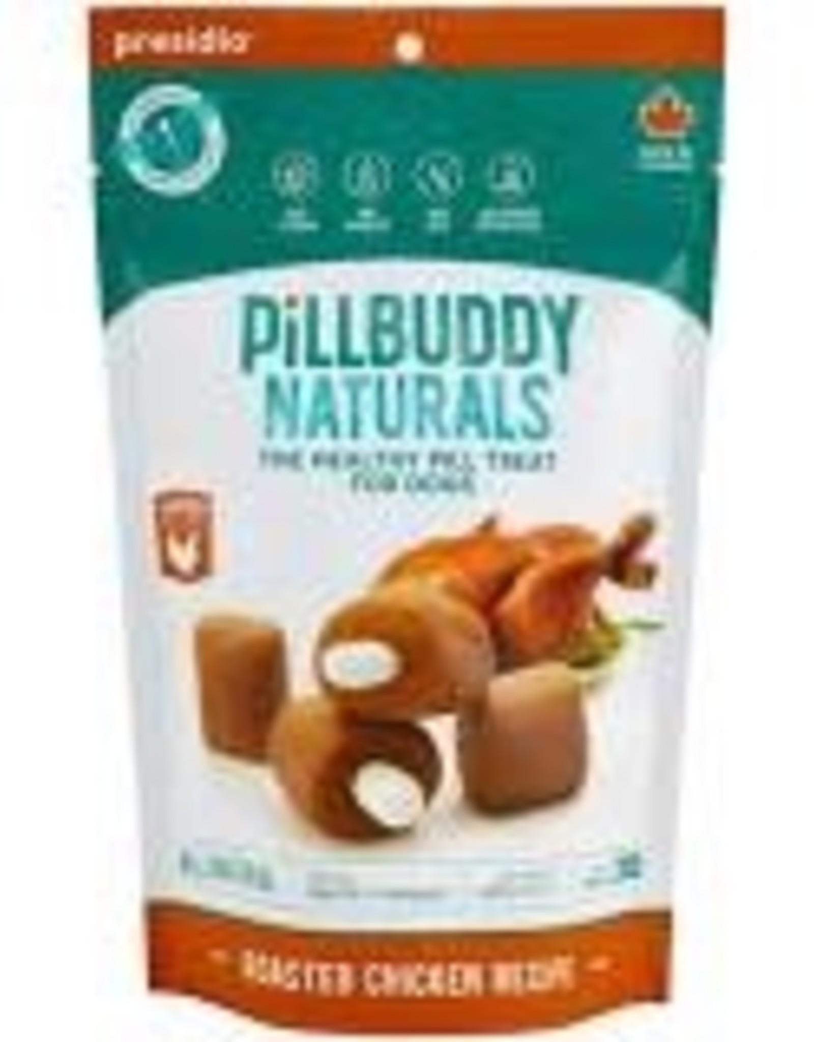 Presidio Natural Pet Co. Pill Buddy Chicken 30ct