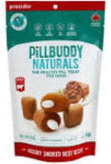 Presidio Natural Pet Co. Pill Buddy Smoked Beef 30ct