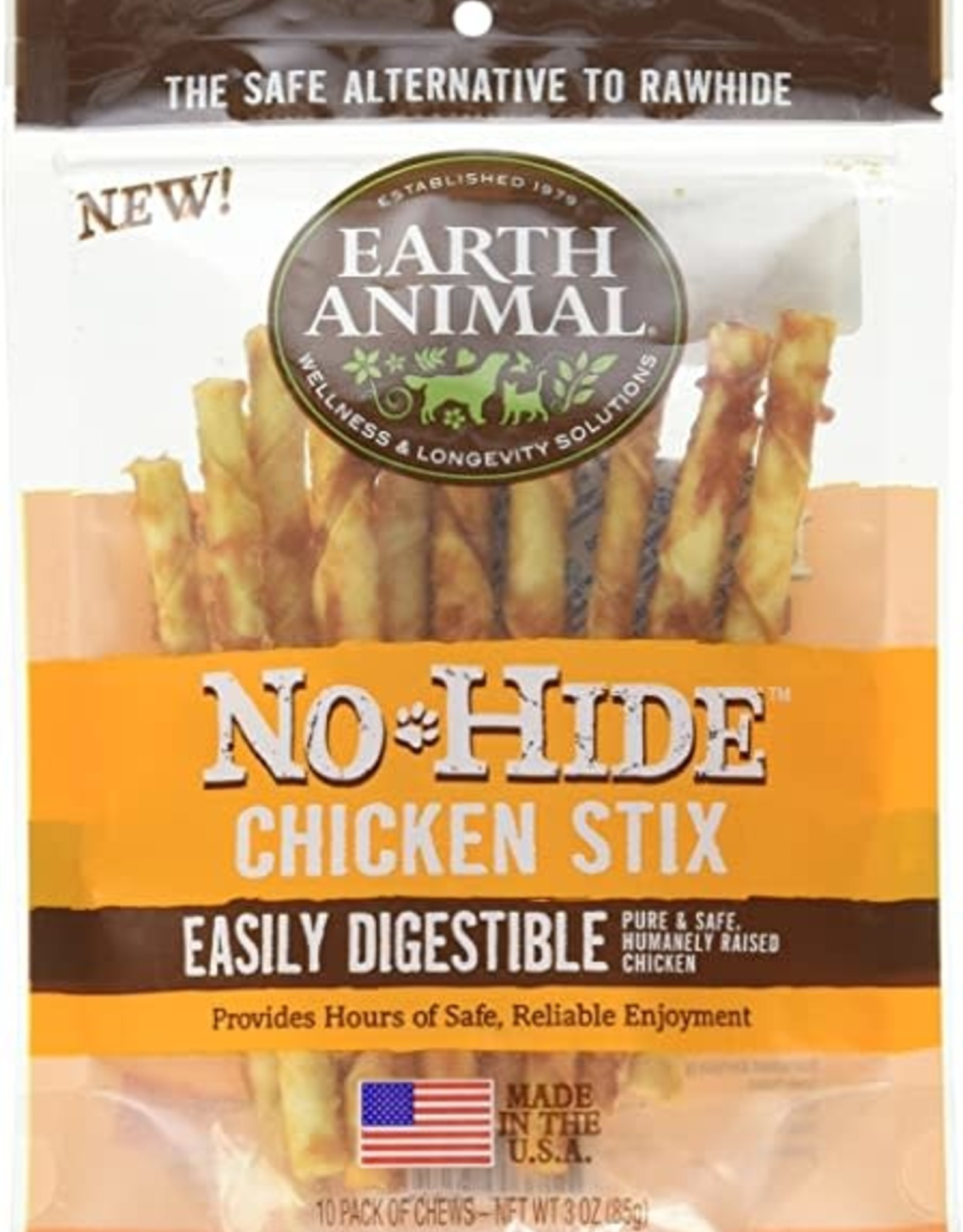 No Hide Chicken Stix 10 pack
