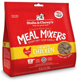 Stella & Chewy's Chicken Freeze-Dried Meal Mixer Dog Food