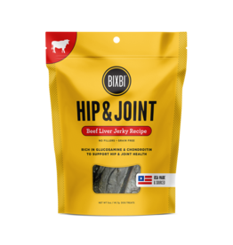 Bixbi Hip & Joint Beef Liver 5oz