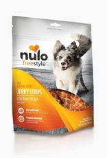 Nulo Jerky Strip Chicken with Apple 5oz