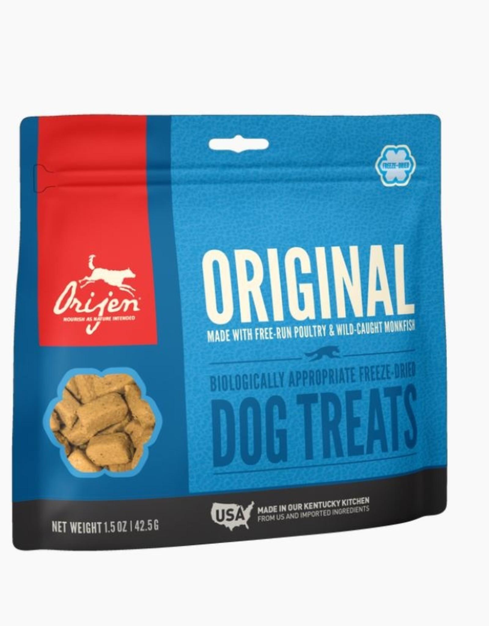 Orijen Treat Original Freeze Dried Dog 1.5oz