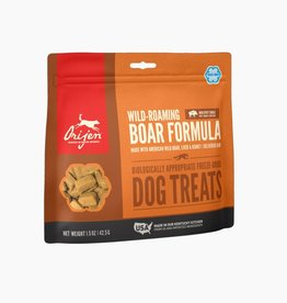 Orijen Treat Wild Boar Freeze Dried 1.5oz