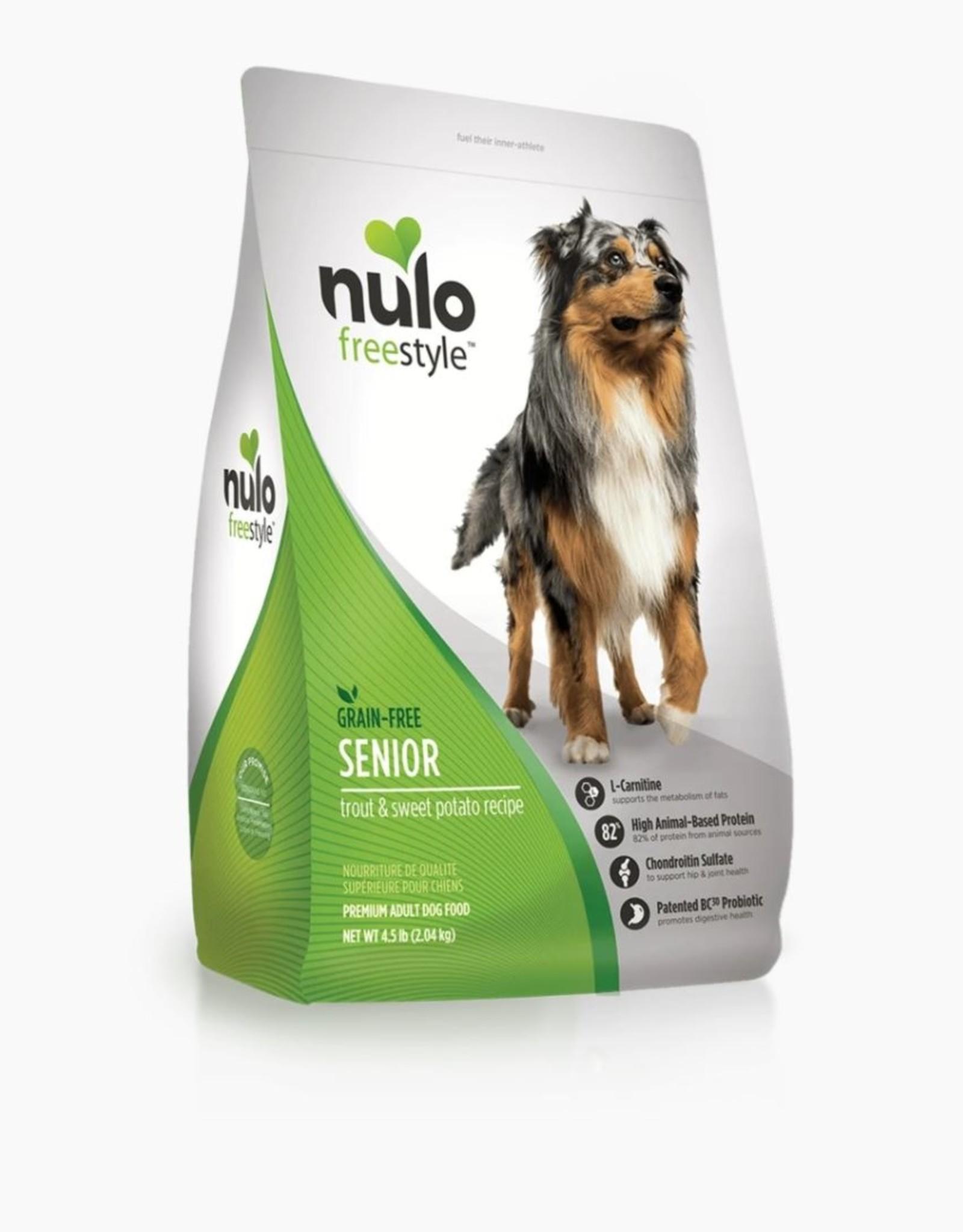 Nulo Dog Senior Trout