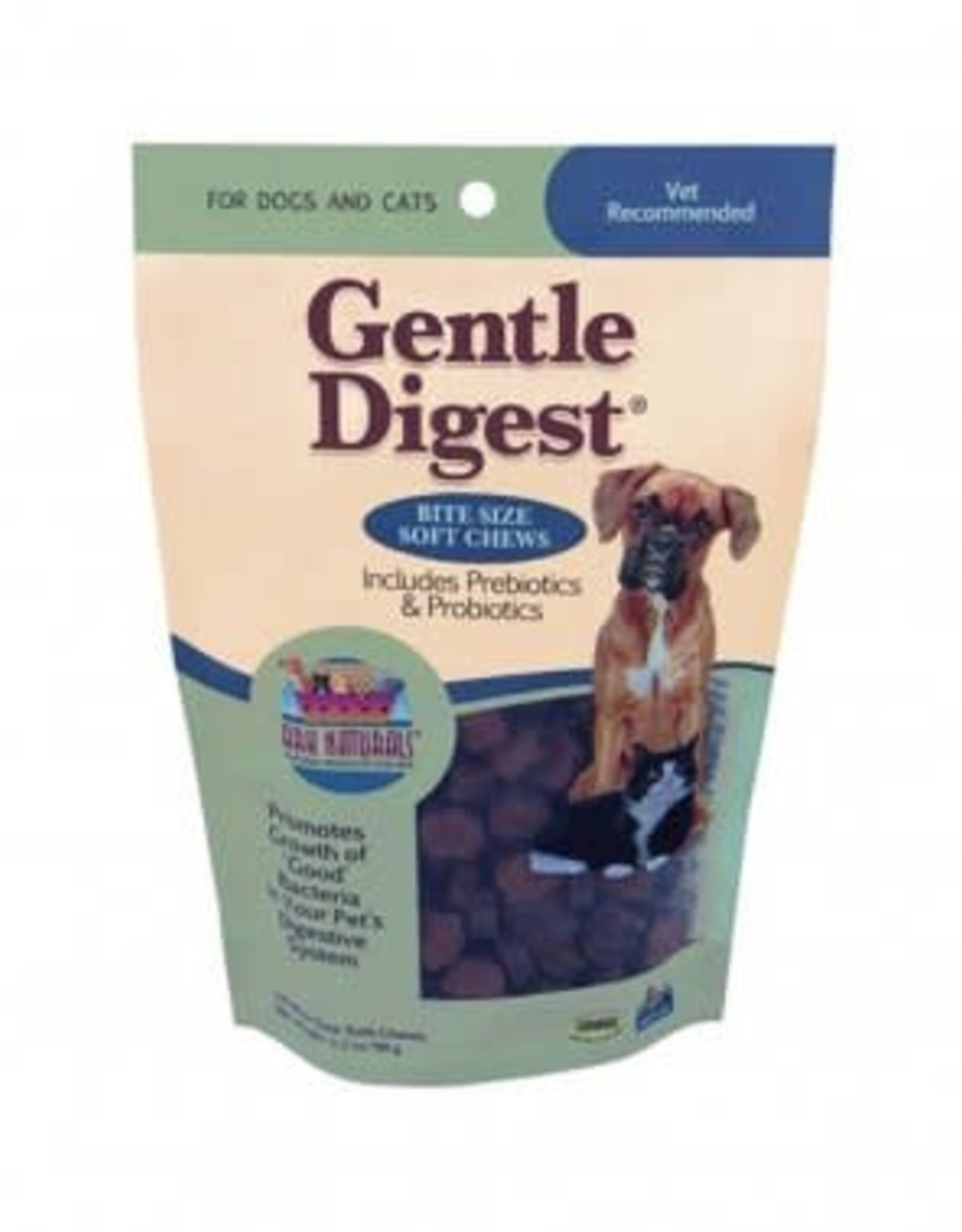 Gentle Digest Chews 120ct