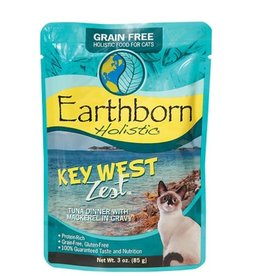 Earthborn Key West Zest Cat Pouch 3oz