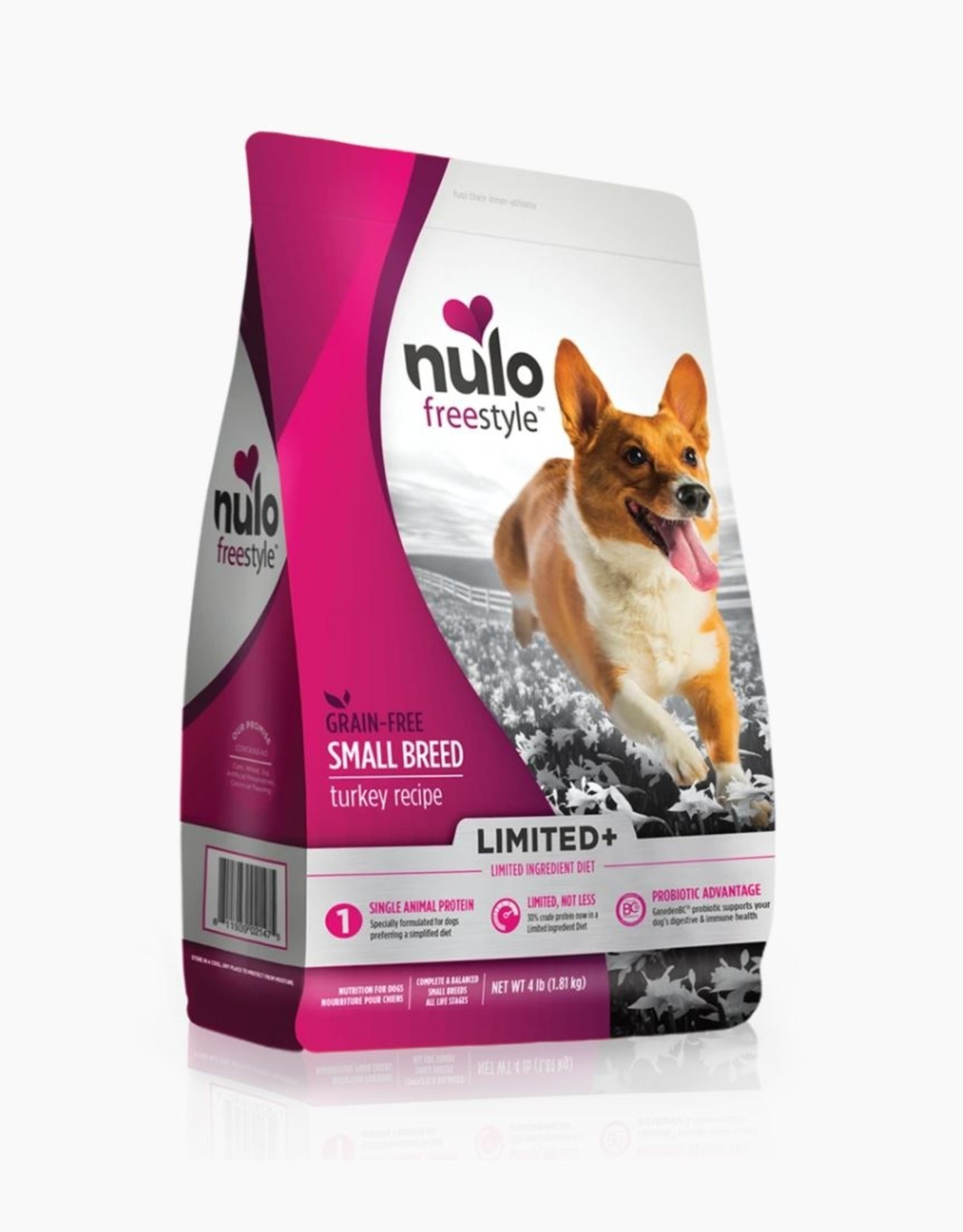 Nulo Limited+ Turkey Small Breed
